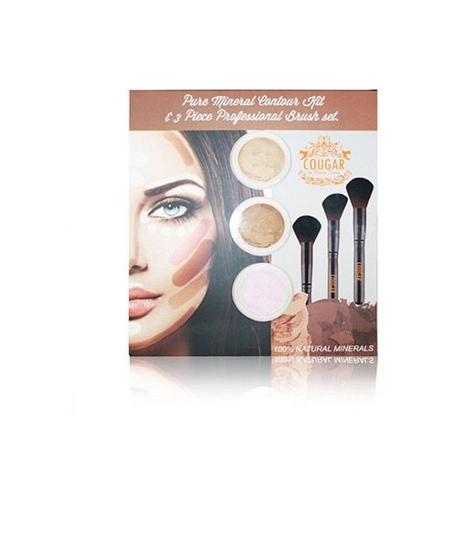 Contour Kit & Professional Brush Set